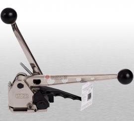 ST-25台湾展旭手动免扣钢带打包机